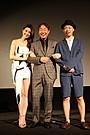 橋本マナミ、任侠映画に主演の蛭子能収を絶賛
