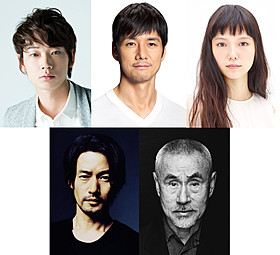 滝田洋二郎監督がメガホンをとる「ラストレシピ 麒麟の舌の記憶」に主演級がずらり勢ぞろい!