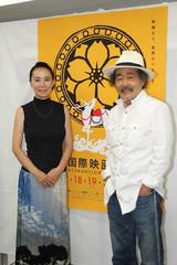 河瀬直美監督、開催中止の危機を乗り越え「なら国際映画祭」で世界に日本文化を発信