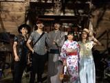 miwa&坂口健太郎が浴衣姿を披露!「君と100回目の恋」オフショット公開