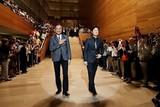 渡辺謙&李相日監督、1800人の見送りに感激!「怒り」サン・セバスチャンで公式上映