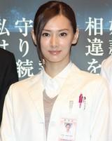 医療ドラマ初挑戦・北川景子、臓器だらけの現場に焼肉差し入れ「すみません(笑)」