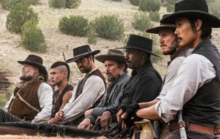西部劇「マグニフィセント・セブン」が初登場V「マグニフィセント・セブン」