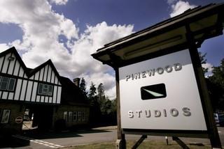 バッキンガムシャーにあるパインウッドスタジオ「スター・ウォーズ」