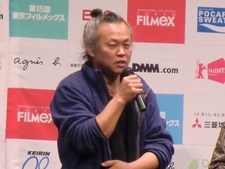 第15回東京フィルメックスでのキム・ギドク監督「The NET 網に囚われた男」