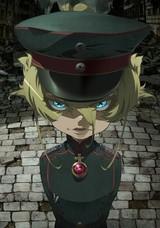 TVアニメ「幼女戦記」キービジュアル発表 ヴィーシャとルーデルドルフの設定も公開