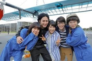 土屋太鳳主演「トリガール!」が クランクアップ!「トリガール!」
