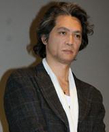 """加藤雅也、主演映画「棒の哀しみ」のラブシーンで若手女優を""""誘導""""に苦笑い"""