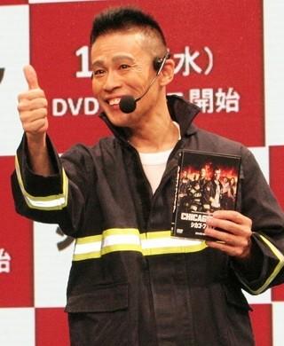 V6長野と結婚の白石美帆を祝福した柳沢慎吾