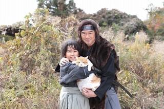 福くん&船越英一郎が参戦!「猫侍」