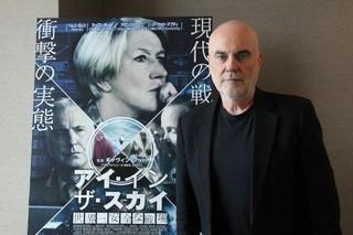 コリン・ファースと映画製作会社を設立「アイ・イン・ザ・スカイ 世界一安全な戦場」