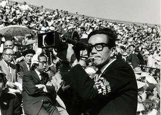 市川崑監督「東京オリンピック」