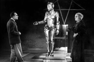 フリッツ・ラング監督の 「メトロポリス」(1926)