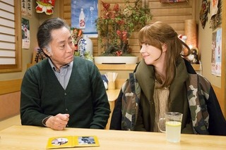 シャーロット・ケイト・フォックスが 第1話ゲストに