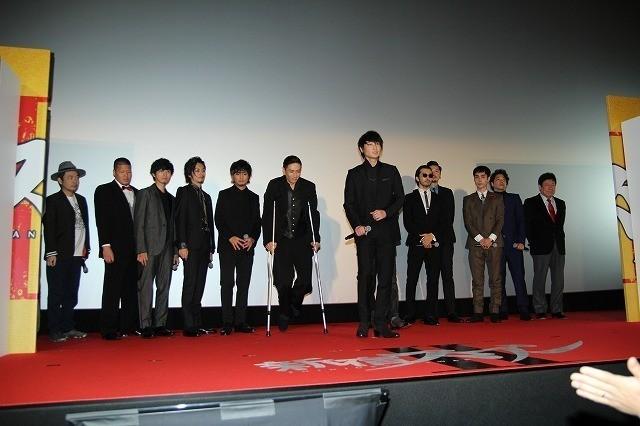 綾野剛&伊勢谷友介、新米パパ・上地雄輔を祝福「ゆうちゃんおめでとう!」