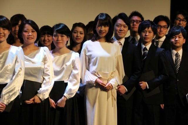 加藤綾子「天使にショパンの歌声を」天才ピアノ少女に驚がく!「演技の枠を超えている」 - 画像1