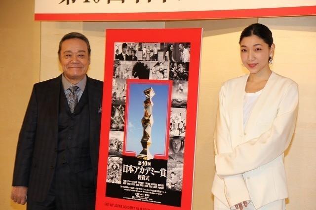 第40回日本アカデミー賞、受賞作品発表 李相日監督作「怒り」が最多11部門に