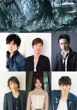 アニメ映画「GODZILLA」に梶裕貴、櫻井孝宏、杉田智和ら 主演級キャストがズラリ
