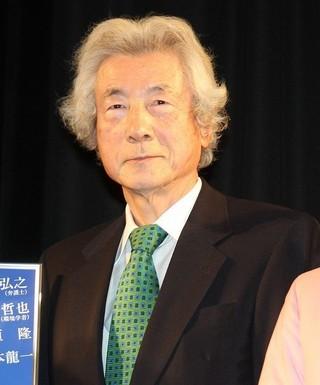 小泉純一郎元首相「日本と再生 光と風のギガワット作戦」