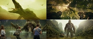 この島では人類は最弱「キングコング 髑髏島の巨神」