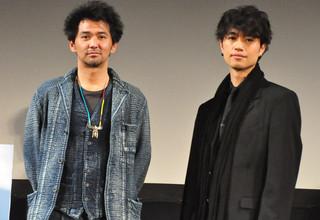 ゆうばり映画祭に参加した斎藤工と村上淳