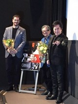 イタリア映画「皆はこう呼んだ、鋼鉄ジーグ」に永井豪、水木一郎が太鼓判