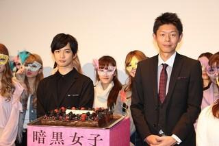 28歳になった千葉雄大(左)「暗黒女子」