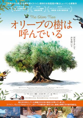 「オリーブの樹は呼んでいる」ポスター
