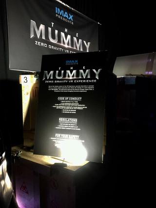 SXSW2017で大人気「ザ・マミー 呪われた砂漠の王女」