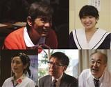 さんま連ドラ初プロデュース「Jimmy」に佐藤浩市、池脇千鶴、生瀬勝久ら実力派参戦!
