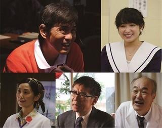 佐藤浩市、池脇千鶴、生瀬勝久 らが物語に華を添える「テッド」