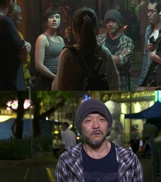 神山健治監督と共に香港の撮影現場を訪問「ゴースト・イン・ザ・シェル」