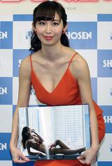 東北No.1美女アナ・塩地美澄、写真集で究極のセクシー追求「こんもりしたでん部お見せできた」