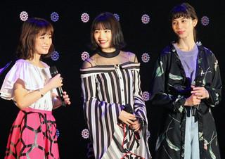 広瀬すず、お忍びで「チア☆ダン」観賞に大原櫻子忠告「パニックになるから変装して」