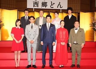 次期大河ドラマで鈴木亮平と 共演する瑛太、黒木華ら「蒲田行進曲」