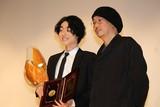 菅田将暉、初の主演男優賞獲得に喜び「学生服を着て賞を取れて嬉しい」