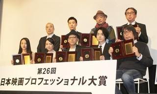 映画に携わるプロが独自の視点で優れた作品や映画人を表彰する賞「溺れるナイフ」