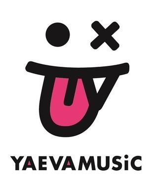 「YAEVA MUSiC」ロゴ「劇場版 ソードアート・オンライン オーディナル・スケール」