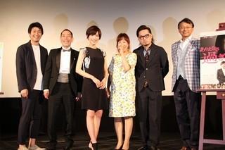 浅香あき恵が芸能生活40年で初の映画主演