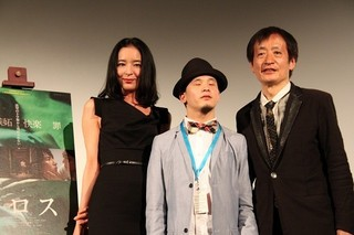 第39回城戸賞受賞作品が原案のエロティックサスペンス