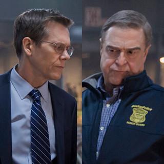 ケビン・ベーコンとジョン・グッドマン が捜査機関のツートップに扮する