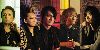 BUCK-TICKのライブドキュメンタリー「BUCK-TICK CLIMAX TOGETHER ON SCREEN 1992-2016」
