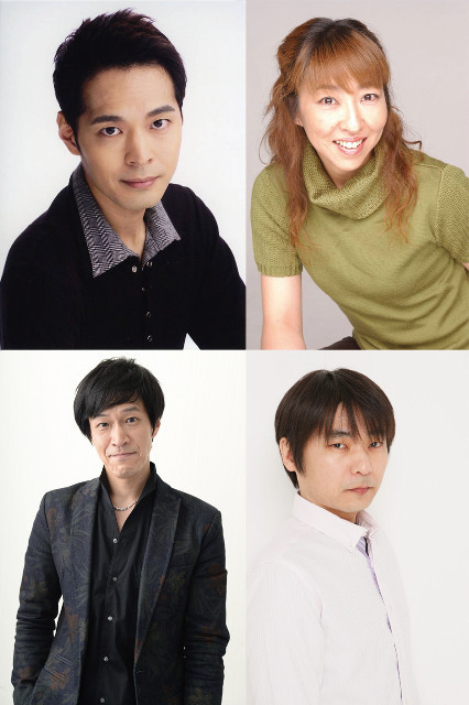 「笑ゥせぇるすまんNEW」に高山みなみ、石田彰、小山力也らがゲスト出演!