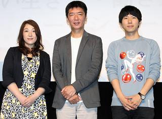 「自分らしい生き方・働き方を考える」 をテーマにトークを繰り広げた成島出監督ら「ちょっと今から仕事やめてくる」