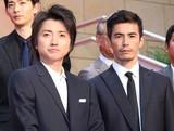 伊藤英明、藤原竜也とのダブル主演作は「キャリアで一番きつかった」