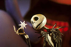 07年に公開された「ナイトメアー・ビフォア・クリスマス/ディズニーデジタル3D」