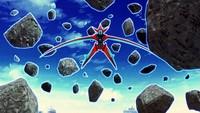 劇場版ポケットモンスター アドバンスジェネレーション 裂空(れっくう)の訪問者 デオキシス
