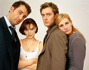 クローサー(2004)の映画評論・批評