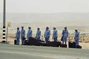 迷子の警察音楽隊の映画評論・批評