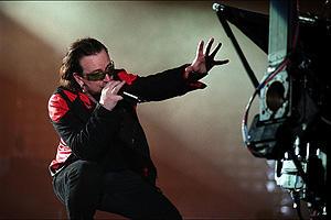 U2 3Dの映画評論・批評